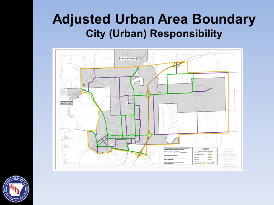 City (Urban) Responsibility TEST