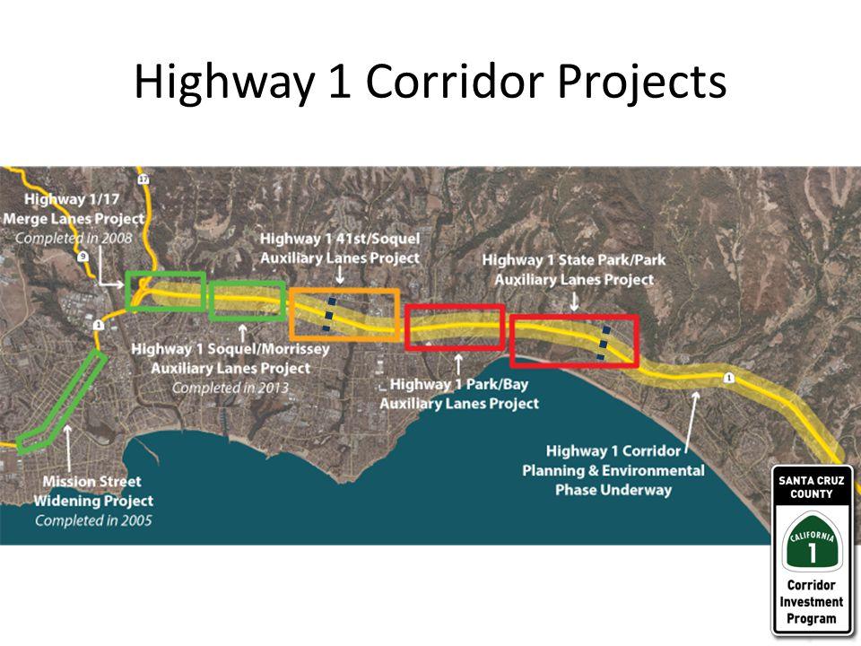 Highway 1 Corridor Projects