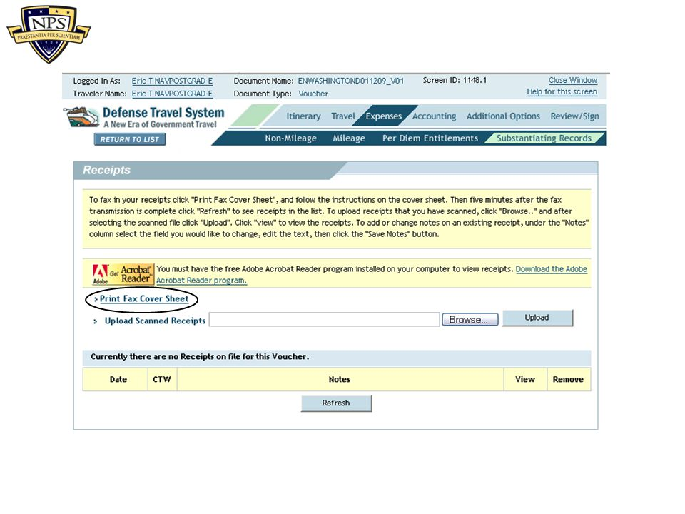 Voucher Pre-Audit Enter explanations for amounts on Payment Totals screen