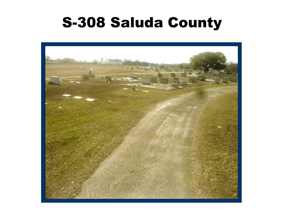 S-308 Saluda County