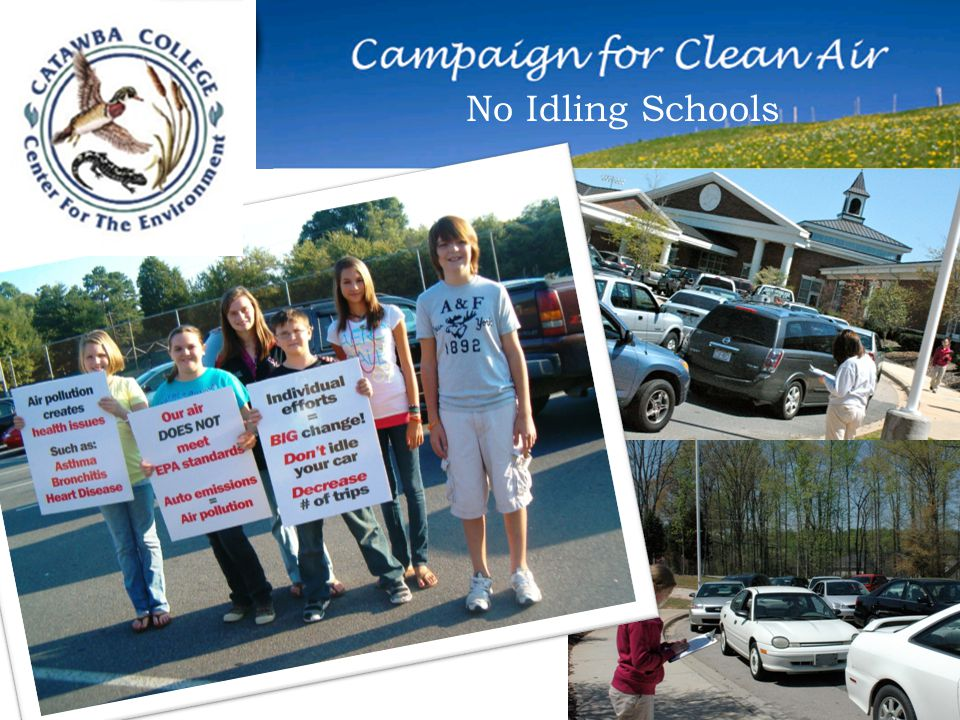 No Idling Schools