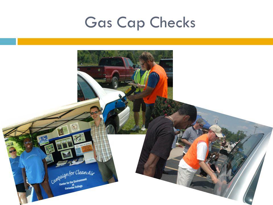 Gas Cap Checks