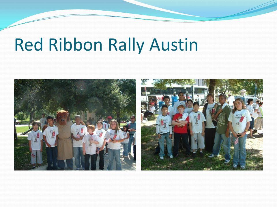 Red Ribbon Rally Austin