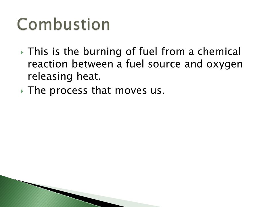 The use of more renewable biofuels is what is being worked toward in the future.