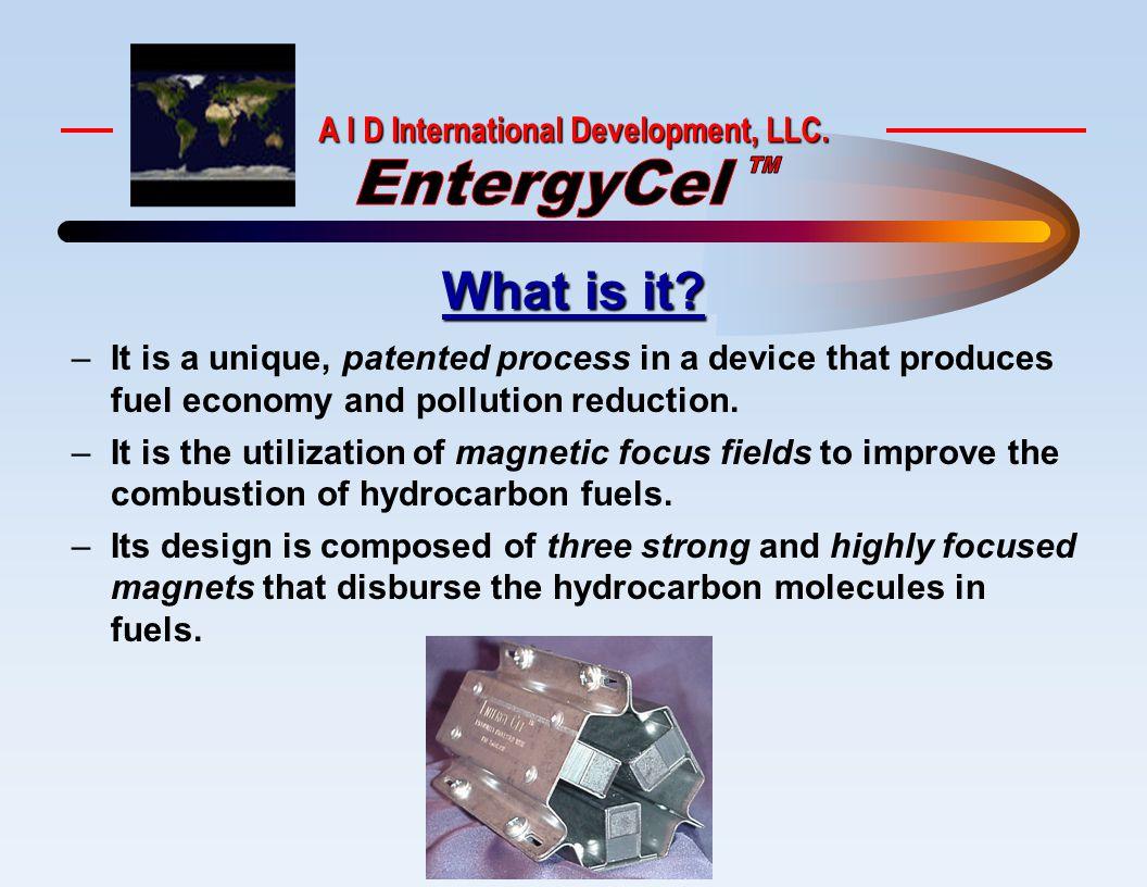 A I D International Development, LLC.What is it.