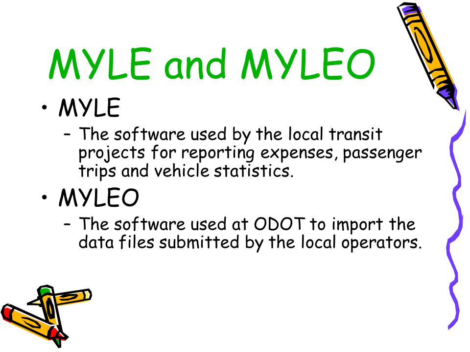 We would use MySQL/PHP to merge MYLE and MYLEO into one internet based program called....