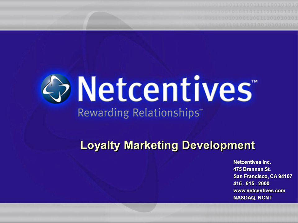 Netcentives Inc.475 Brannan St. San Francisco, CA 94107 415.