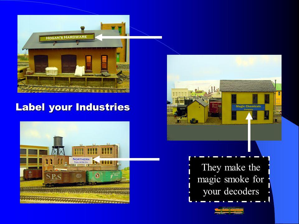 Switch List Systems Prototype railways run on paperwork.