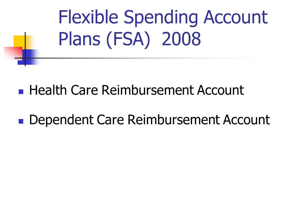 How does the health care reimbursement account work.