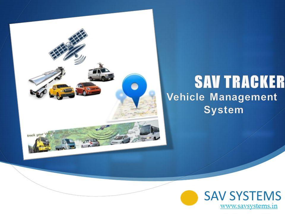 SAV SYSTEMS www.savsystems.in