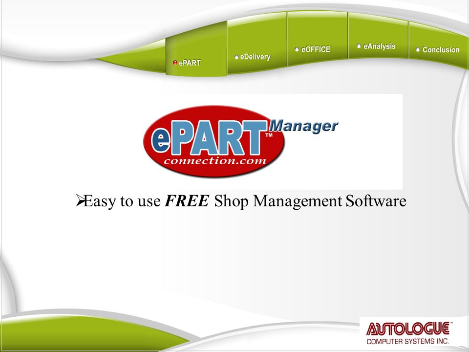  Easy to use FREE Shop Management Software