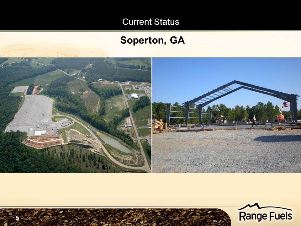 5 5 Current Status Soperton, GA