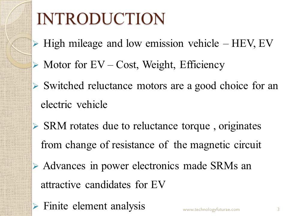 Contd…  Example of an SRM design 14www.technologyfuturae.com