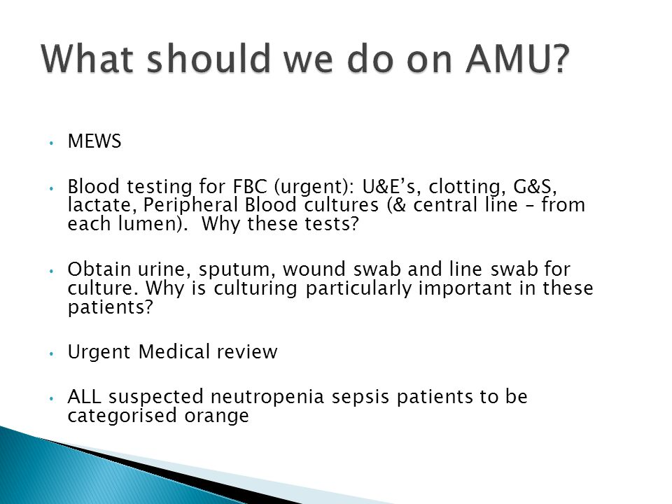 Should be thorough A-E if unwell as per ALS.What do you want to know for each.