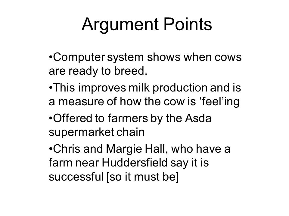 Computer system shows when cows are ready to breed.