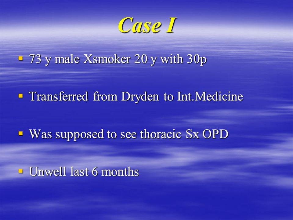 Primary Pulmonary Lymphoma