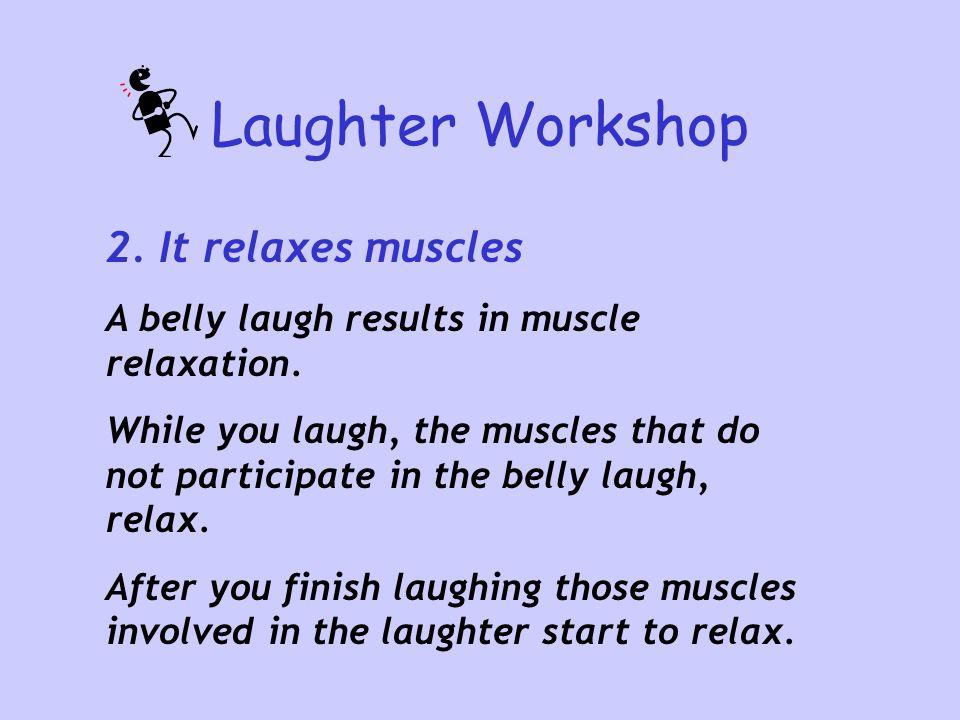 Laughter Workshop 3.