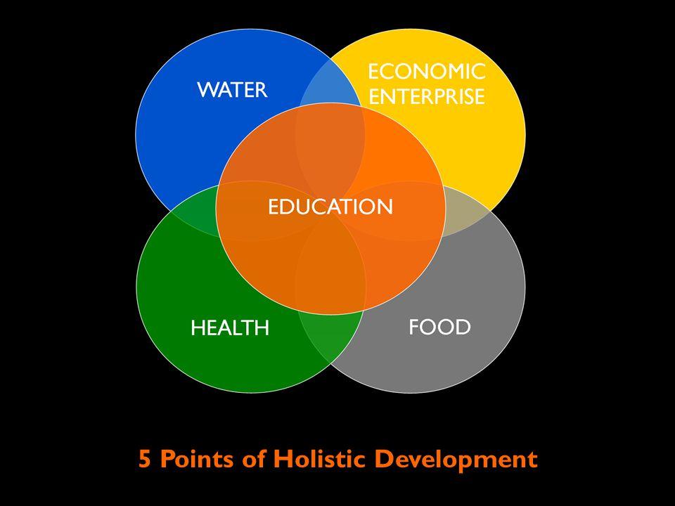 5 Points of Holistic Development
