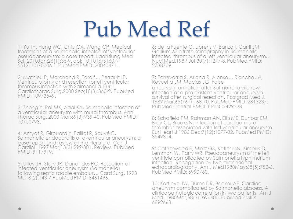 Pub Med Ref 6: de la Fuente C, Llorens V, Banzo I, Carril JM.