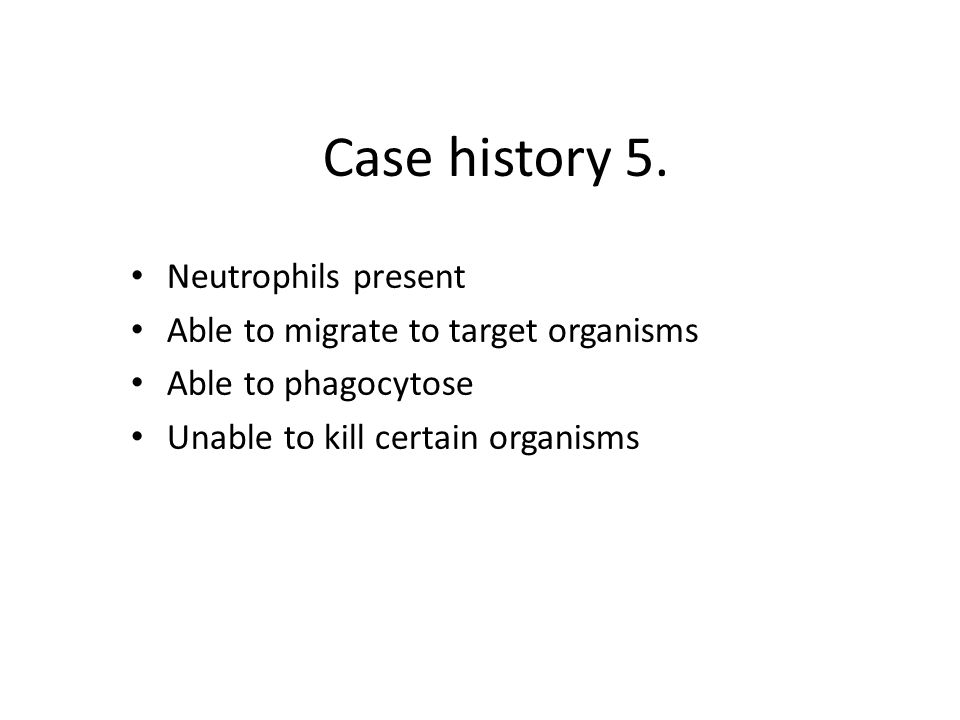 Case history 5.