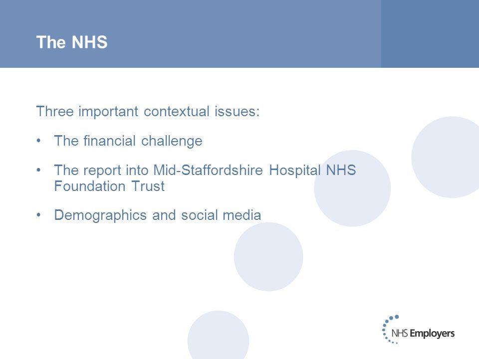 Staff engagement & patient satisfaction.