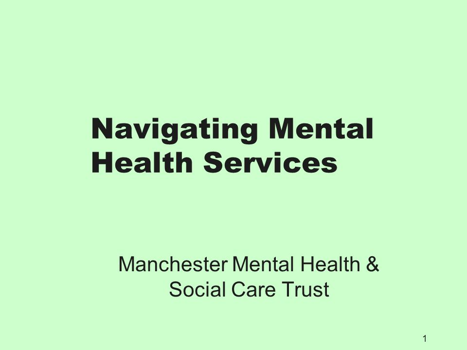 2 Aims of Session To provide an overview of the professionals involved in the delivery of mental health services To outline the development of the Care Programme Approach and its role in planning mental health services To introduce the current Mental Health Act (1983) and also review the plans for the changes in Mental Health law