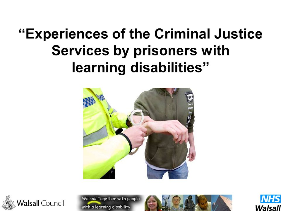 No one Knows; The Main Findings This is what they found out about Prisoners with a possible learning disability