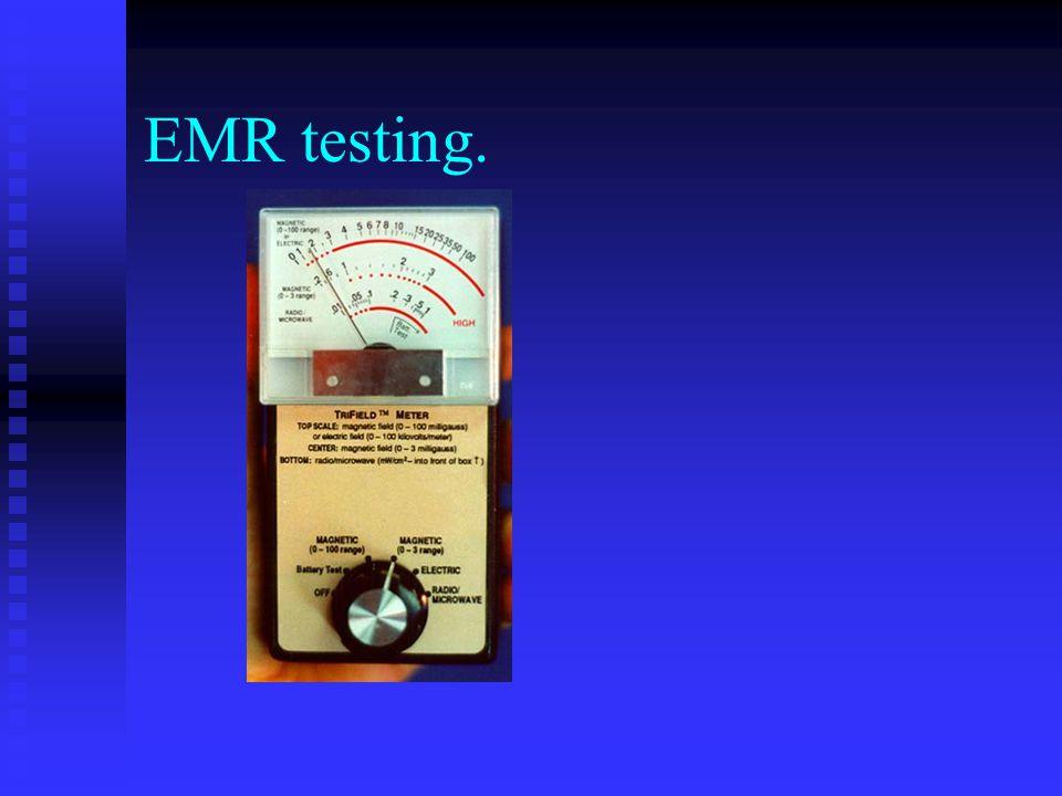EMR testing.