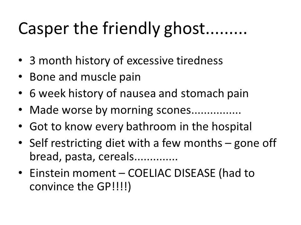 Casper the friendly ghost.........