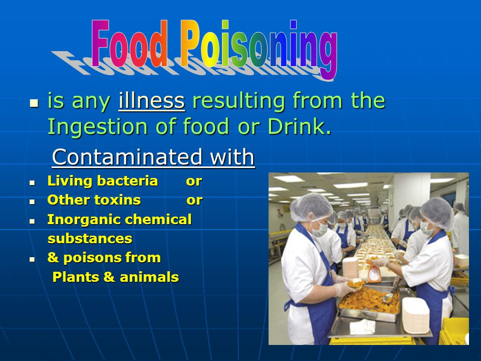 Safe Preservation of Food Refrigeration Refrigeration Drying Drying Canning (Tin) Canning (Tin) Salting Salting Pickling Pickling Smoking Smoking Chemicals (Sugar, salts, Citric acid, Benzoic acid) Chemicals (Sugar, salts, Citric acid, Benzoic acid)