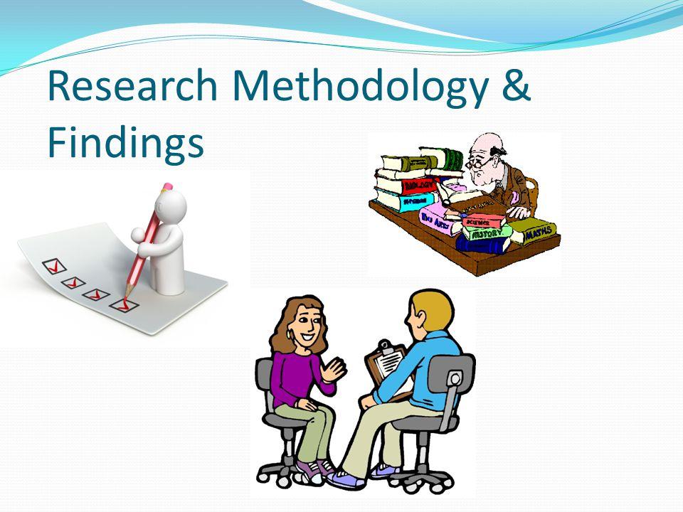 Research Methodology & Findings