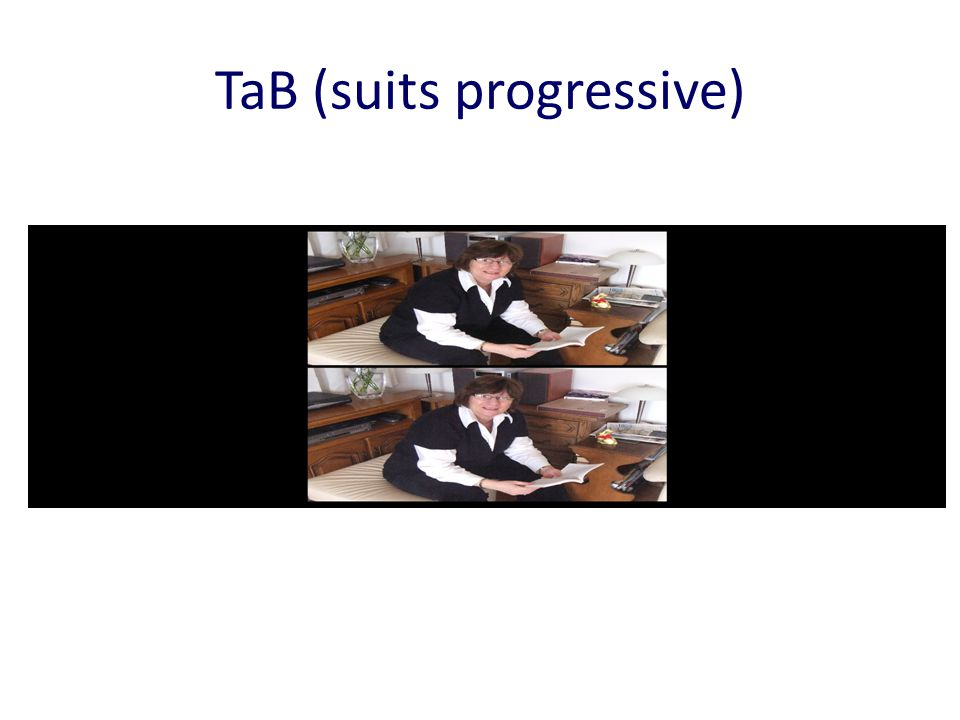 TaB (suits progressive)