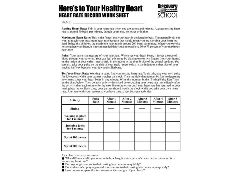 You can find extensive information on the heart and how it works at americanheart.org/Heart/Heart_How/index.html.