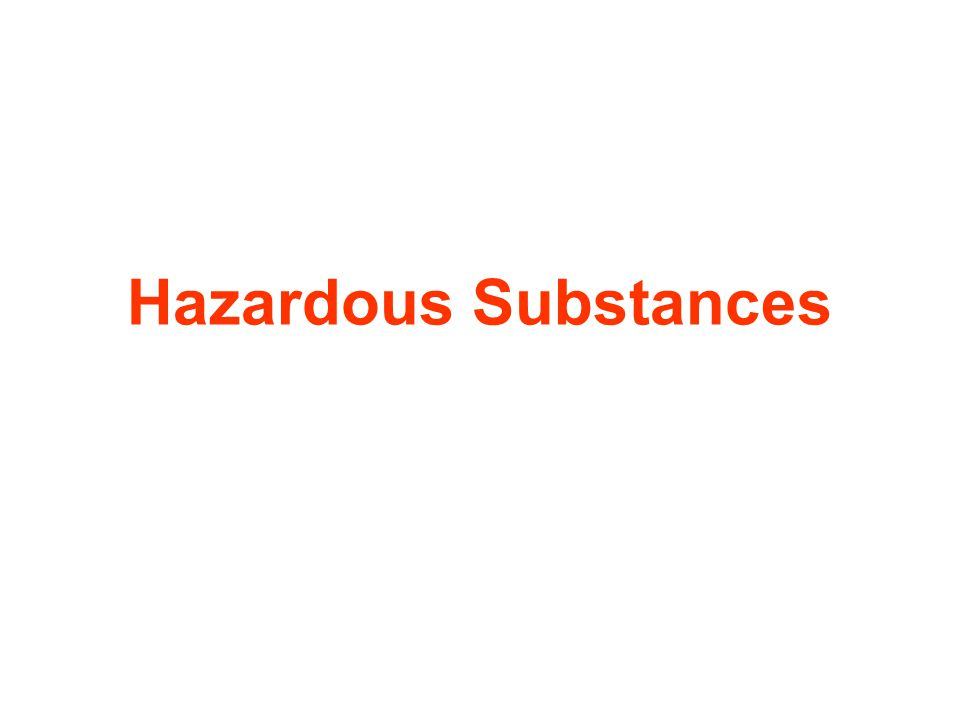Employer's Responsibility Every employer has a duty to ensure that their employees and others are not exposed to risks to their health because they must use or come in contact with hazardous substances.