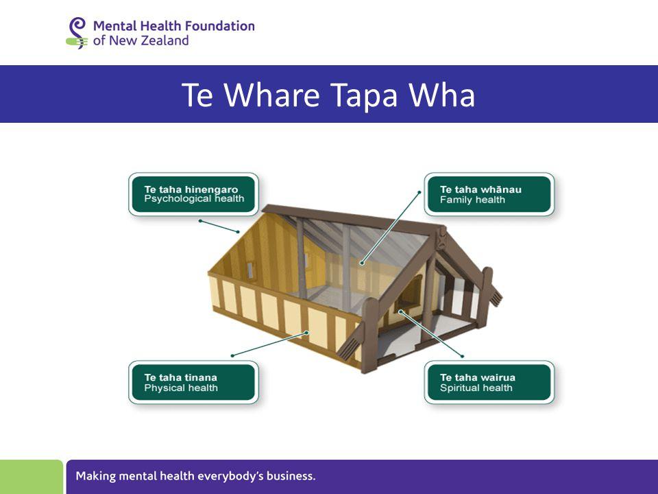 Te Whare Tapa Wha
