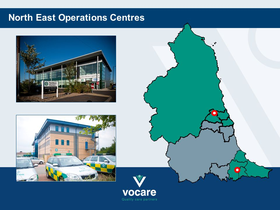 North East Operations Centres
