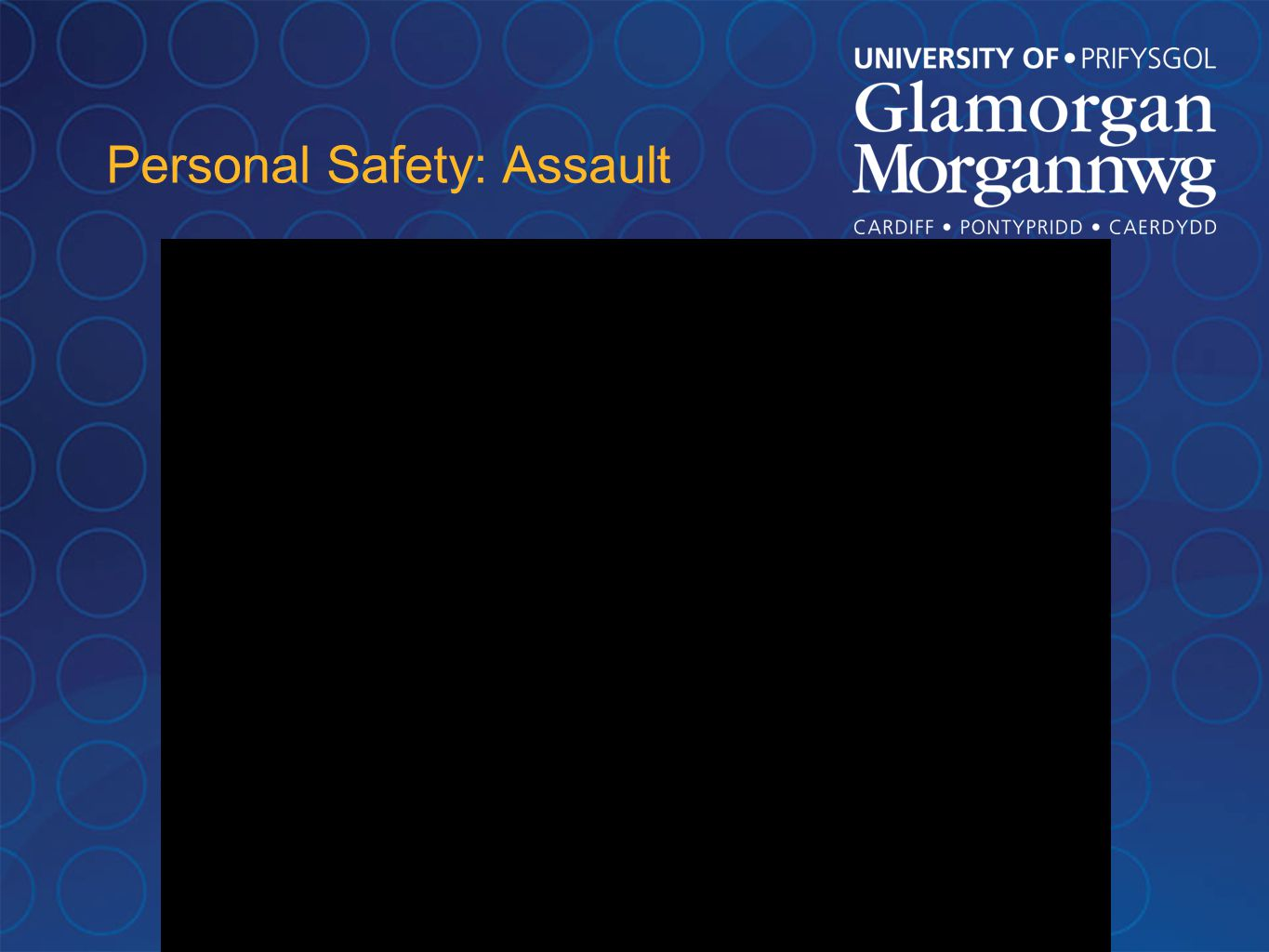Personal Safety: Assault