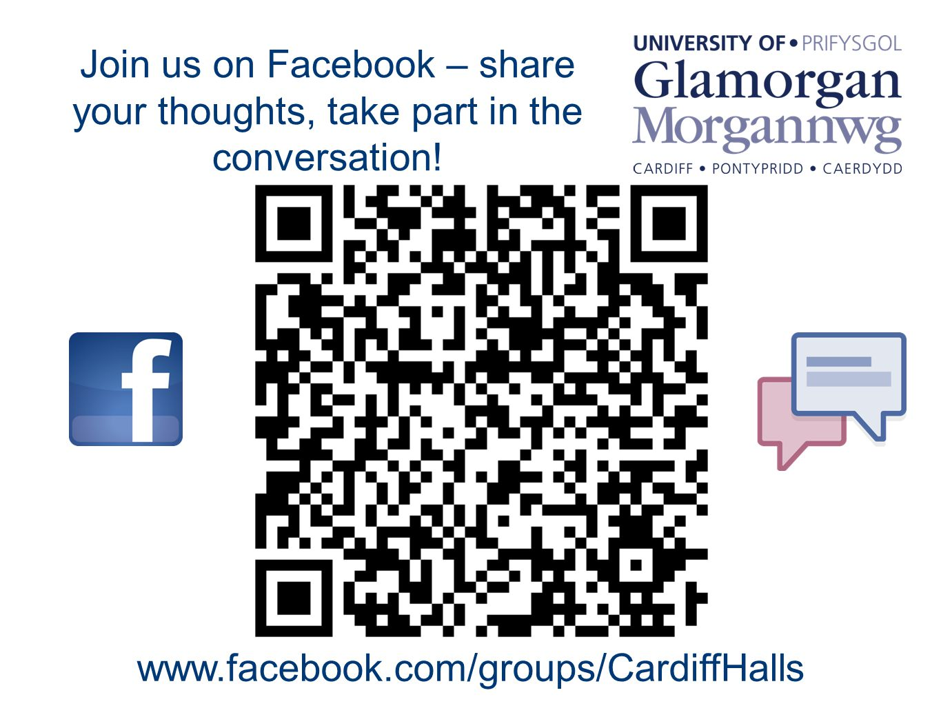 Join us on Facebook – share your thoughts, take part in the conversation.