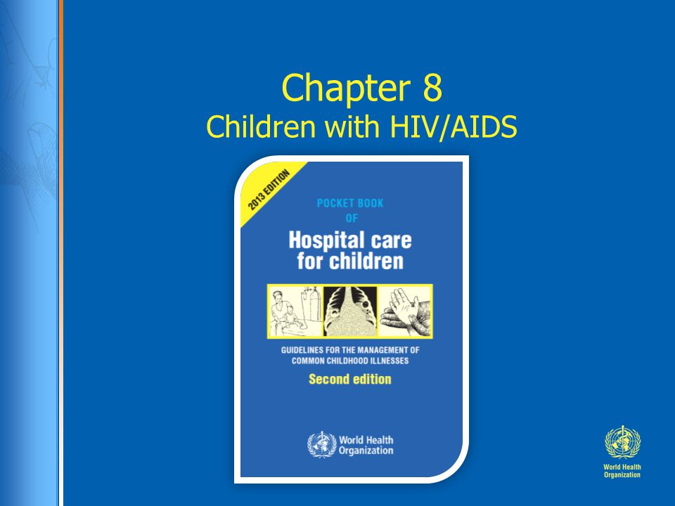 Chapter 8 Children with HIV/AIDS