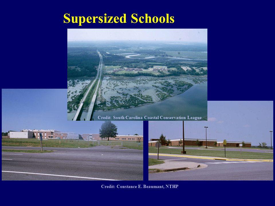 Supersized Schools Credit: Constance E.