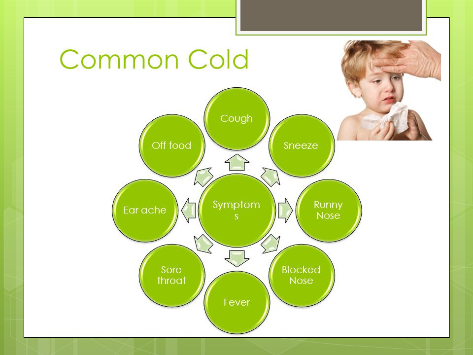 Question  How many colds is it normal for a child to have in one year.