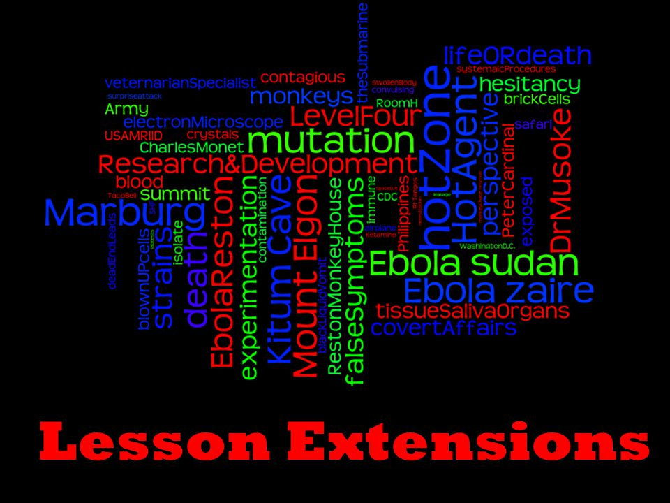 Lesson Extensions