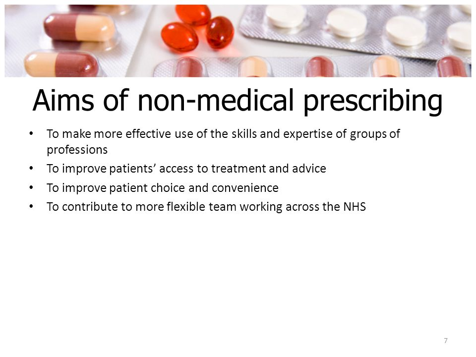 Patient Group Directions Another outcome from the Crown report: - A Patient Group Direction allows specified registered healthcare professionals to supply and / or administer a medicine directly to a patient with an identified clinical condition without him/her necessarily seeing a prescriber.