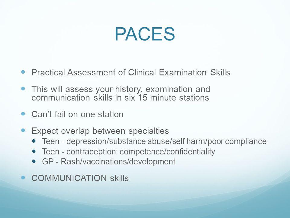 General appearance Hernias & genitalia ENT Skin Hydration status Utilise parents, nurses, play specialists Make it fun!