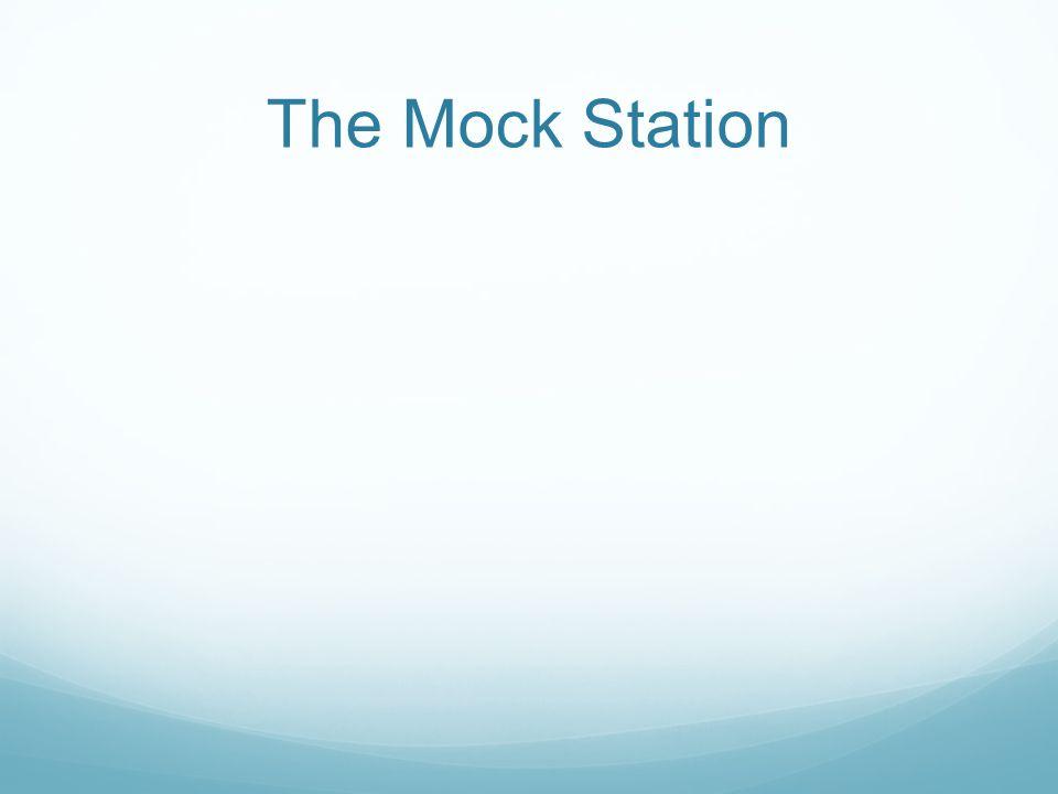 The Mock Station
