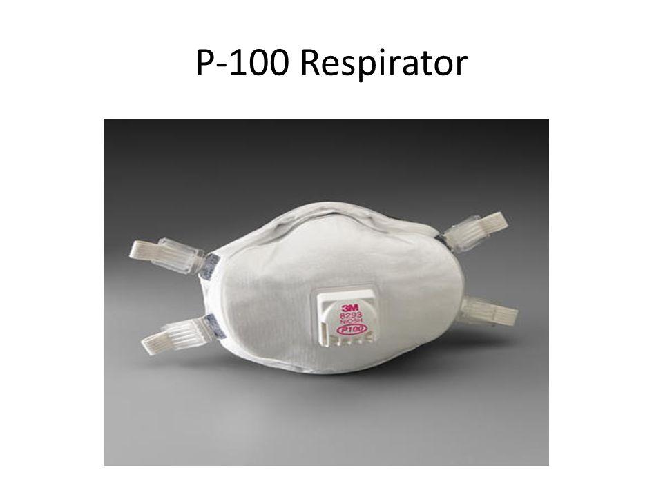 P-100 Respirator
