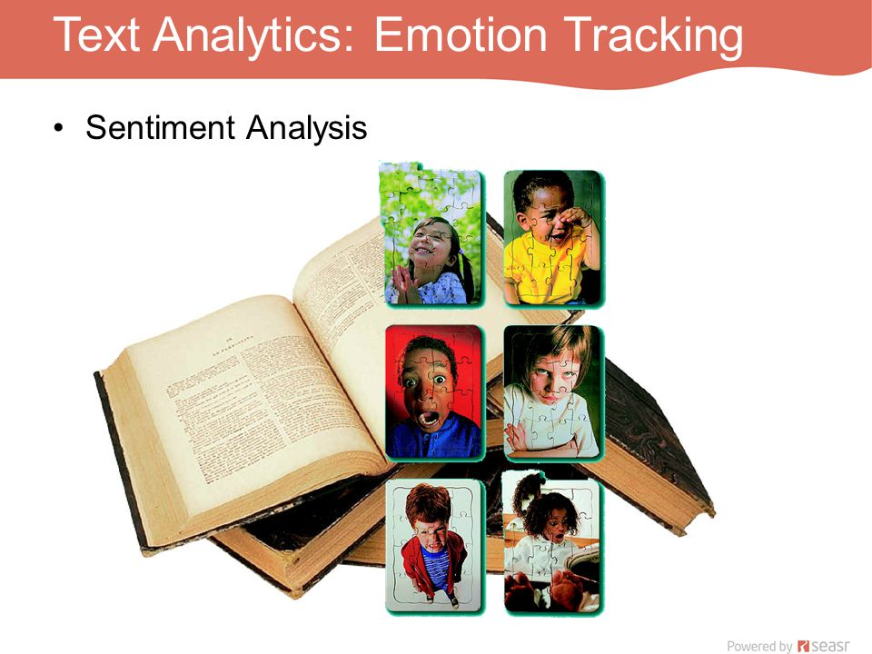 Text Analytics: Emotion Tracking Sentiment Analysis