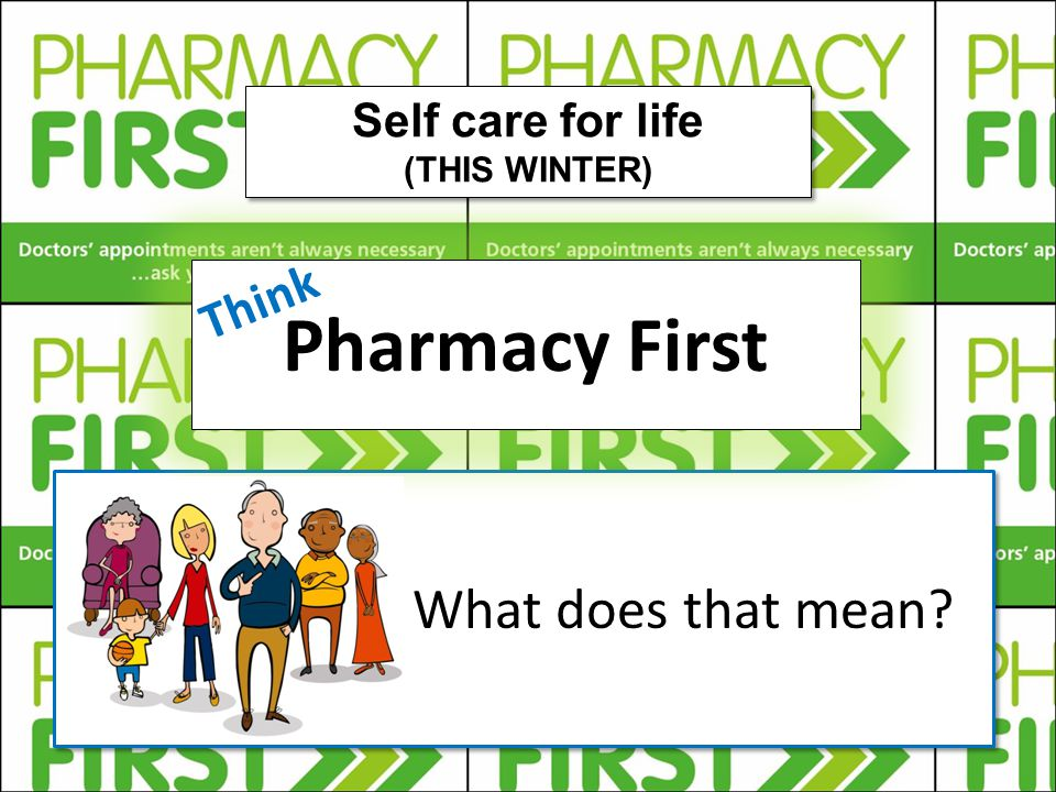 First think.Think of the last time you felt unwell for a few days this year.