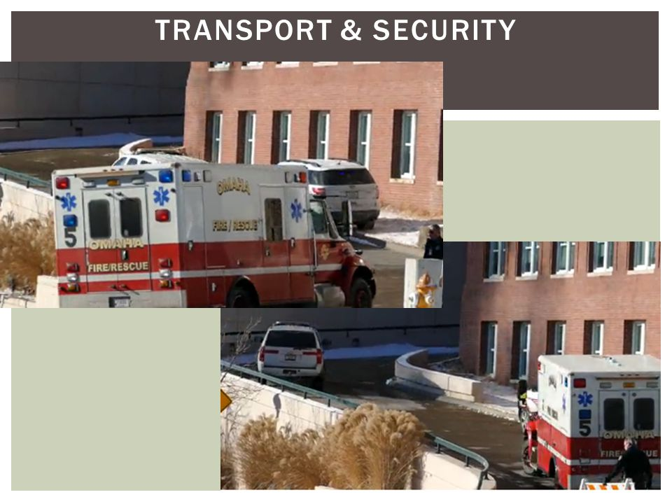 TRANSPORT & SECURITY