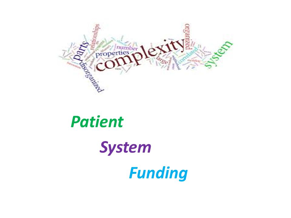 Patient System Funding